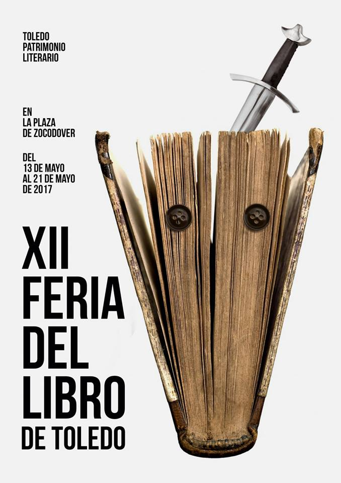 Cartel diseñado por Laura Rodríguez Serrano, alumna de 1º de Gráfica Publicitaria de la Escuela de Arte Toledo.